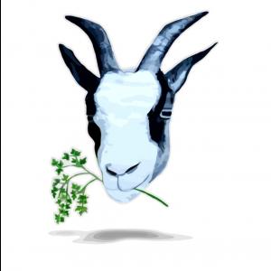 Mi Cabra Vegana logo