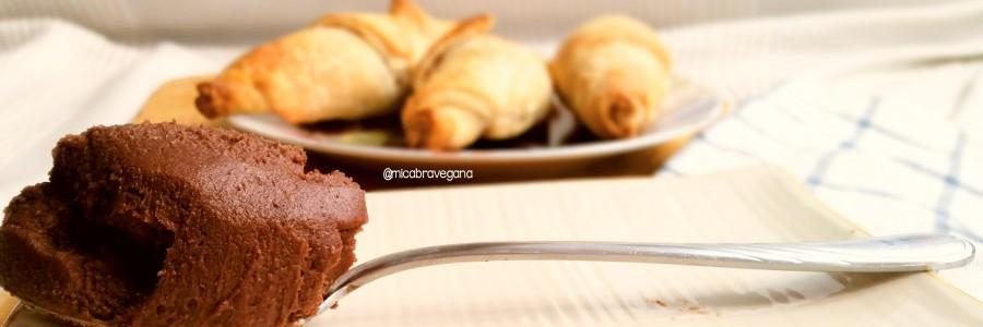 Riquísima crema de cacao y avellanas