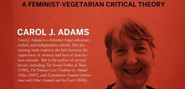 la política sexual de la carne, carol j. adams, el libro