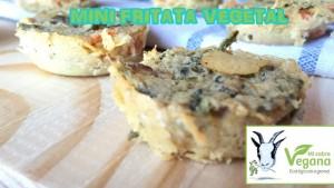 la receta de los martes: mini fritata vegetal