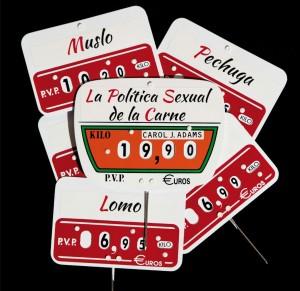 la política sexual de la carne, carol j. adams