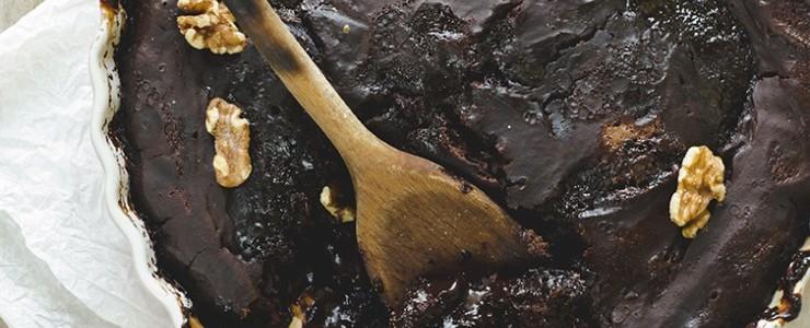 pudding de mocha vegano