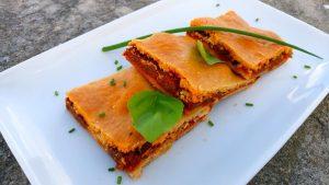 receta de empanada de calabizo