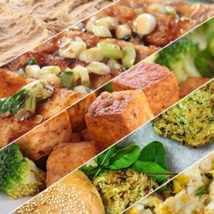 recetas con tofu en mi cabra vegana, tienda vegana madrid