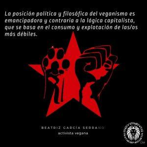 el antiespecismo es anticapitalista