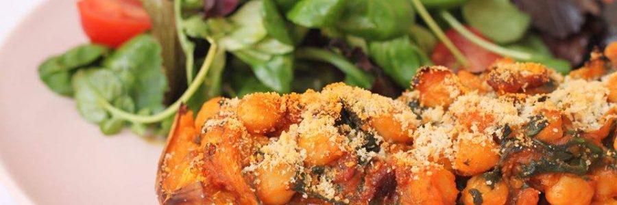 recetas veganas calabaza rellena