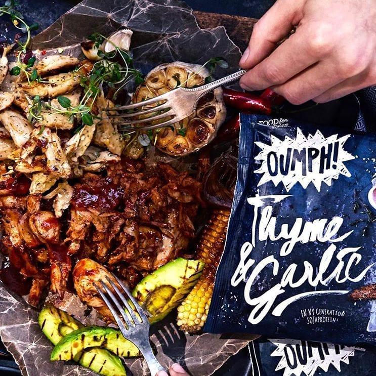 alitas de pollo vegano en oferta